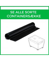 Alle sorte containersække